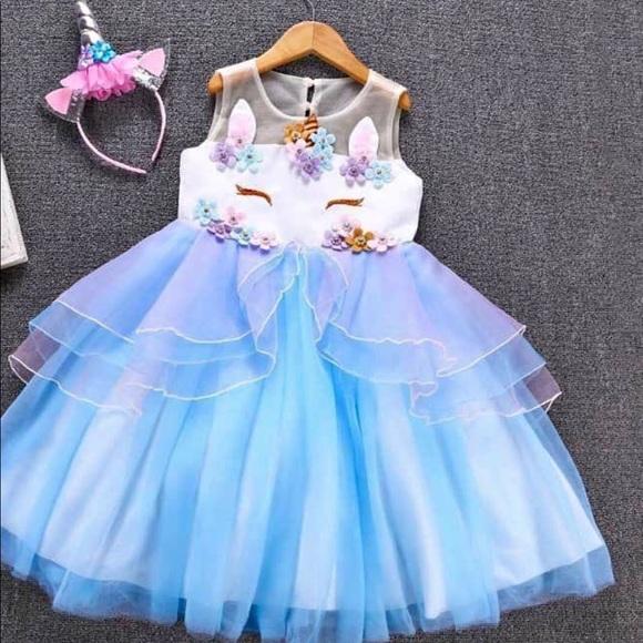 Unicorn dress outfit